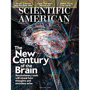 Scientific American, March 2014 Audiomagazin von Scientific American Gesprochen von: Mark Moran