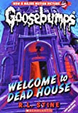img - for Welcome to Dead House (Classic Goosebumps #13) by R.L. Stine (2010-02-01) book / textbook / text book