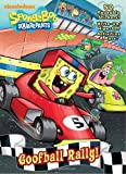 Goofball Rally! (SpongeBob SquarePants) (Color Plus Gatefold Sticker)
