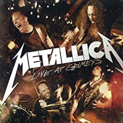 Click here to buy Live at Grimey's by Metallica.