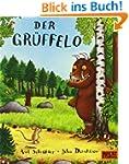 Der Gr�ffelo: Vierfarbiges Pappbilder...