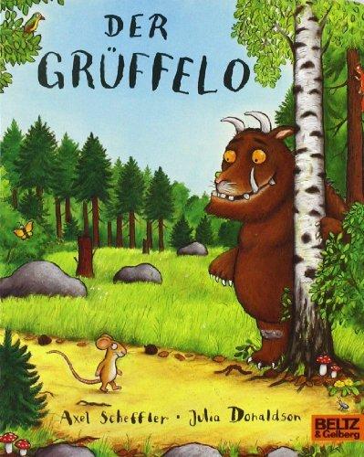 Der Grüffelo: Vierfarbiges Pappbilderbuch das Buch von Axel Scheffler - Preise vergleichen & online bestellen