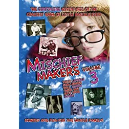 Mischief Makers Volume 3