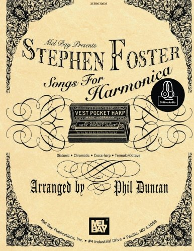 stephen-foster-songs-for-harmonica