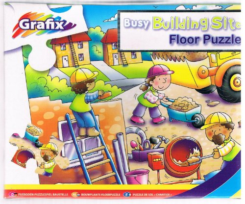 Cheap Grafix Busy Airport Giant Floor Puzzle (45 Pieces) (B004JIOJSS)