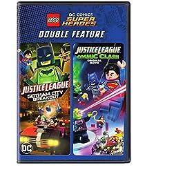 LEGO DC Super Heroes: Justice League: Gotham City Breakout/Cosmic Clash