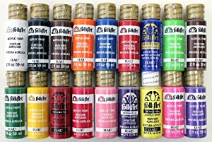 Amazon Com Folkart Promofai Acrylic Paint 2 Ounce Best