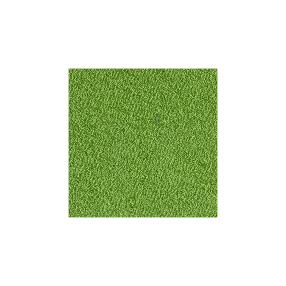 Stretch Cotton Blend Terry Cloth Lime Green Fabric By The YD