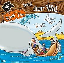 Ronja und Finn und der Wal (Ronja und Finn) Hörspiel von Thomas Krüger, Melle Siegfried Gesprochen von:  div.