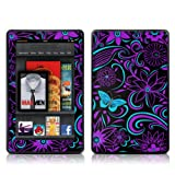 Kindle Fire Skin Kit/Decal - Fascinating Surprise - Kate Knight (does not fit Kindle Fire HD)