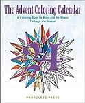 The Advent Coloring Calendar: A Color...