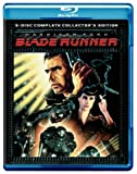 Cover art for  Blade Runner (Five-Disc Complete Collector's Edition) [Blu-ray]
