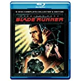 Blade Runner (5 Disc Complete Collectors Edition) [Blu-ray] [1982] [Region Free] [US Import]by Harrison Ford