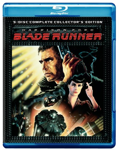 Blade Runner (Five-Disc Complete Collector's Edition)