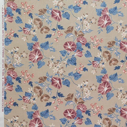 54w-morning-glories-and-berries-on-beige-100-cotton-fabric-vintage-print-by-atelier-originals-vat-co