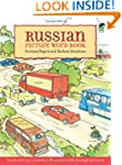 Russian Picture Word Book: Learn Over...