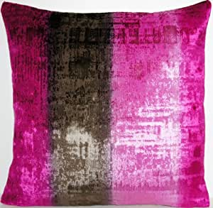 zierkissen designers guild kissenbezug rosa samt kissen. Black Bedroom Furniture Sets. Home Design Ideas