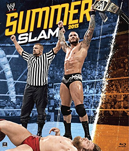 Wwe: Summerslam 2013 [Blu-ray] [Import]