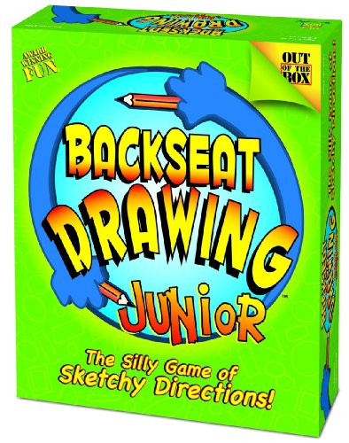 Backseat Drawing Jr. - 1