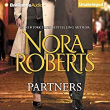 Partners (       UNABRIDGED) by Nora Roberts Narrated by Tanya Eby