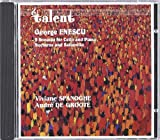 Enescu: Piano & Cello Sonatas