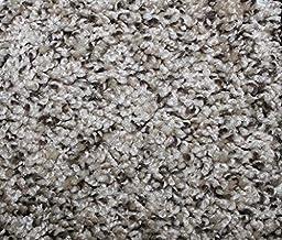 4\'x6\' Gemstone Fossil 25 oz Indoor Frieze Area Rug | Gemstone Fossil 25 oz 3/8\