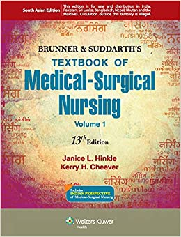 Brunner and Suddarth's Textbook of Medical-Surgical ...