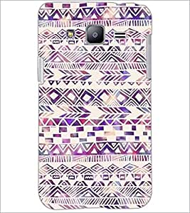 PrintDhaba Pattern D-2188 Back Case Cover for SAMSUNG GALAXY J2 (Multi-Coloured)