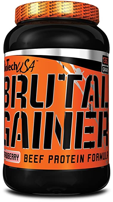 Biotech USA Brutal Gainer, 1362g Dose , Vanille
