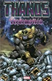 Thanos: Redemption (0785185062) by Starlin, Jim