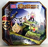 Mega Bloks - Pirates of the Caribbean - Dead Men Tell No Tales - 1045 - Pelegostos Escape