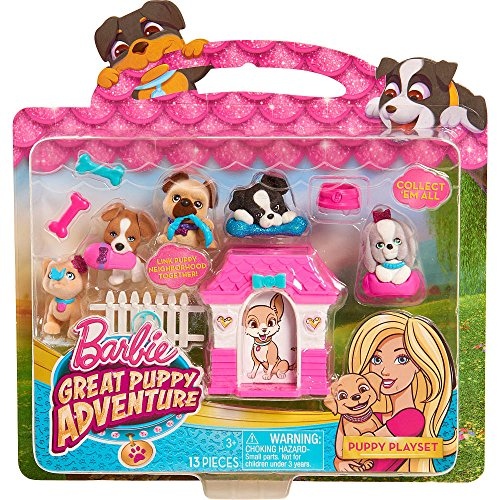 barbie-great-puppy-adventure-with-pink-white-dog-house