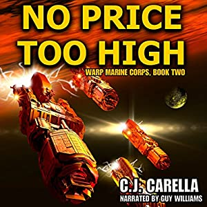 No Price Too High Audiobook