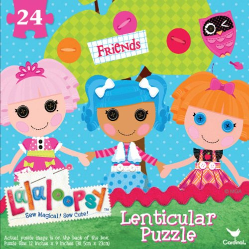 Lalaloopsy Lenticular Puzzle - 1