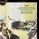Parry: Violin Sonata in D Major / Fantasie Sonata in B Major / Twelve Short Pieces