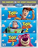 Toy Story 3d Trilogy [Blu-ray] [US Import]