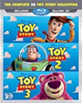 Toy Story 3D Trilogy [3D Blu-ray]
