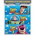 Toy Story Trilogy [Blu-ray 3D]