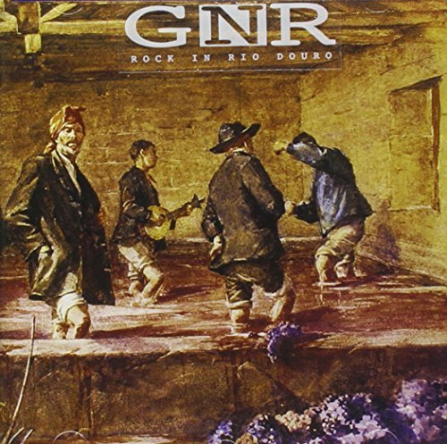 GNR - Rock In Rio Douro By Gnr (1992-06-02) - Zortam Music