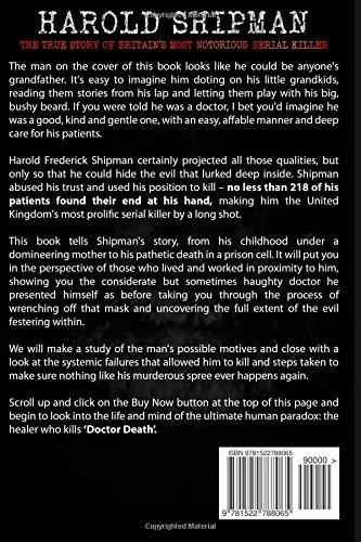 Harold Shipman: The True Story of Britain's Most Notorious Serial Killer