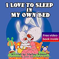 Children's Book : I Love To Sleep In My Own Bed by Shelley Admont ebook deal