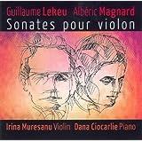 Lekeu/Magnard: Violin Sonatas