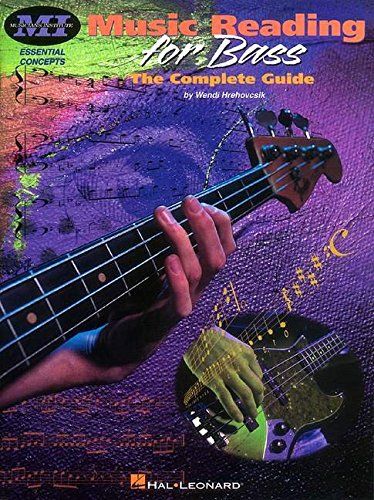 Music Reading for Bass: The Complete Guide (Musicians Institute)