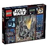 LEGO Star Wars - 75104 - Jeu De Construction - Kylo Ren's Command Shuttle