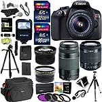 Canon EOS Rebel T6 Digital SLR Camera...
