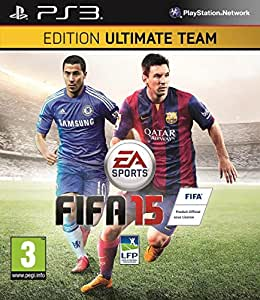 Fifa 15 - édition Ultimate Team