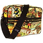 Marvel Retro Messenger Men's Travel A...