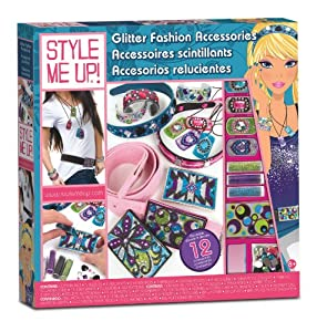Style Me Up Smu Glitter Fashion Accessories Toys Games