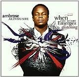 echange, troc Ambrose Akinmusire - When The Heart Emerges Glistening