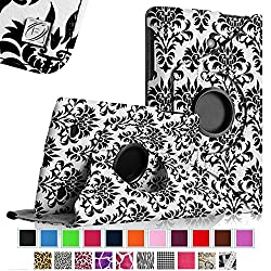 Fintie LG G Pad 7.0 Case - 360 Degree Rotating Stand Case Cover with Auto Sleep / Wake Feature for LG G Pad V400 / V410 (LTE) / VK410 / UK410 / LK430 (G Pad F7.0) 7-Inch Android Tablet, Versailles
